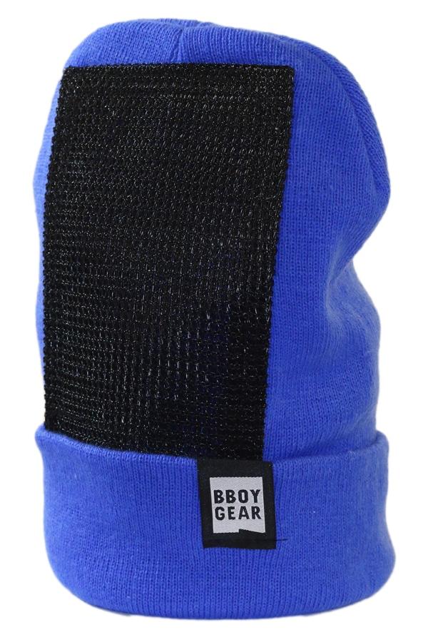 5bd6d5f4c423e Headspin Beanie - Blue Black - Bboy-gear.com