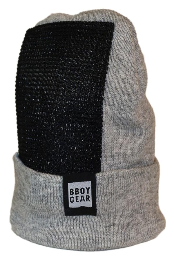 1f6def2fb2b5b Headspin Beanie - Grey Black - Bboy-gear.com